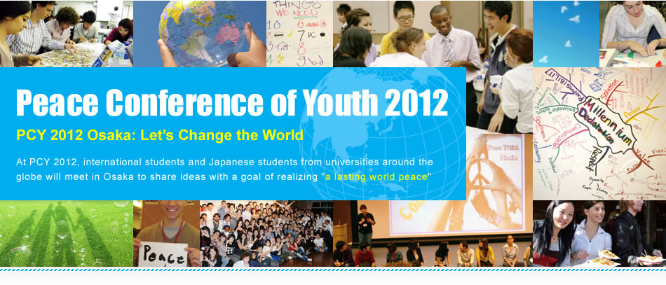 Peace Conference of Youth 2012
